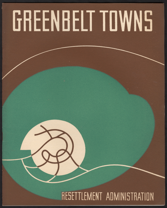 Greenbelt Towns cover